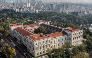دانشگاه فنی استانبول Istanbul Teknik Üniversitesi