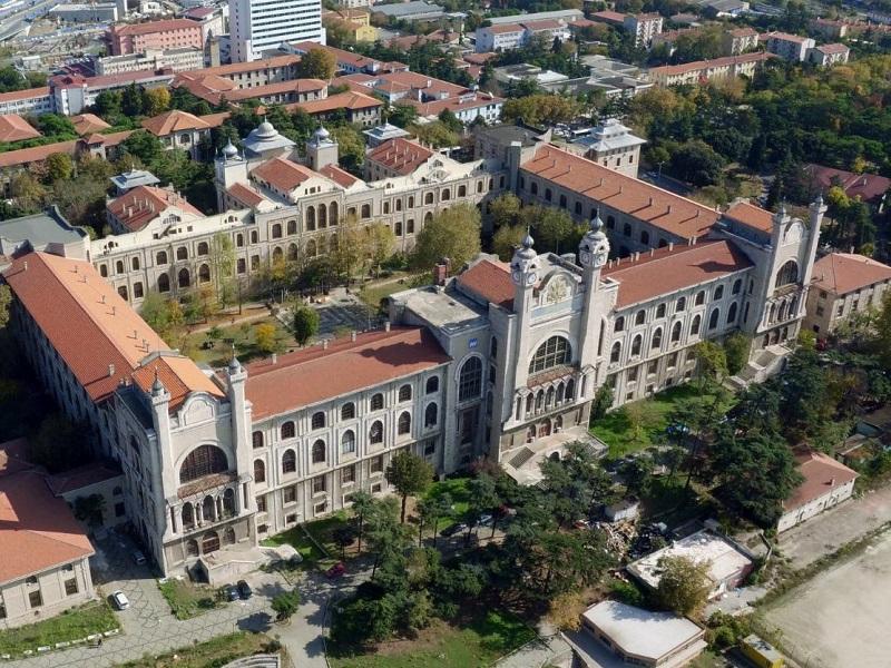 دانشگاه مارمارا Marmara Üniversitesi
