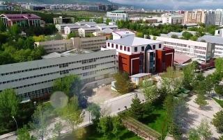 دانشگاه آتاتورک Atatürk Üniversitesi