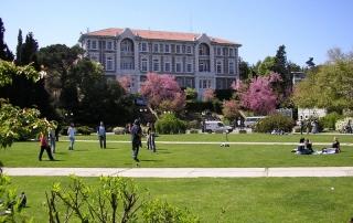 دانشگاه بغازیچی Bogaziçi Üniversitesi