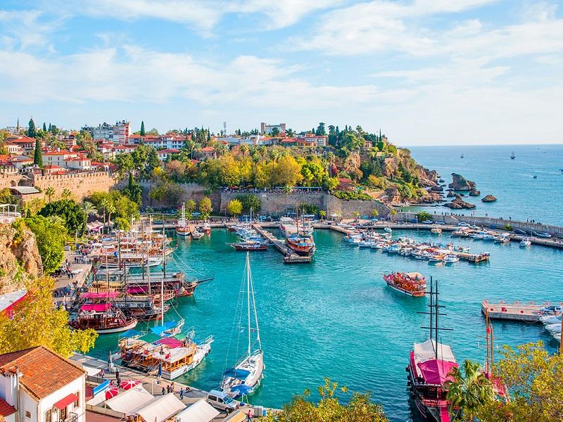 خرید خانه در شهرهای ساحلی ترکیه