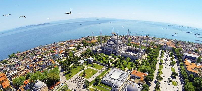 istanbul 4 area 1 - آشنایی با چهار منطقه تفریحی، تجاری، گران و ارزان استانبول