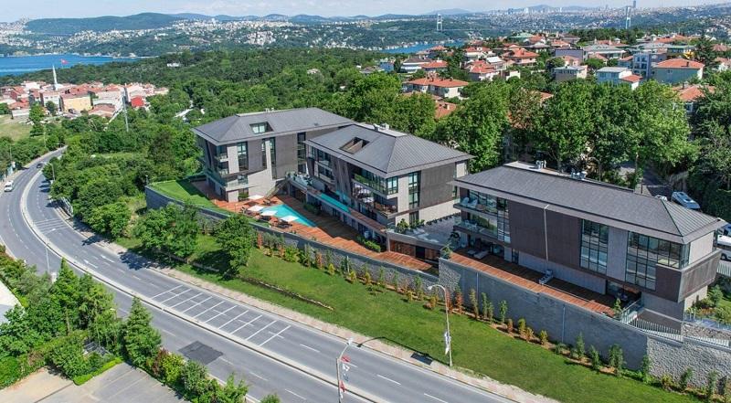 Istinye 2 - خرید خانه در ایستینیه استانبول و علت استقبال خریداران از آن