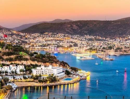 شش منطقه عالی برای خرید ملک در بدروم ترکیه