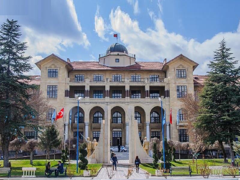 دانشگاه قاضی Gazi Üniversitesi