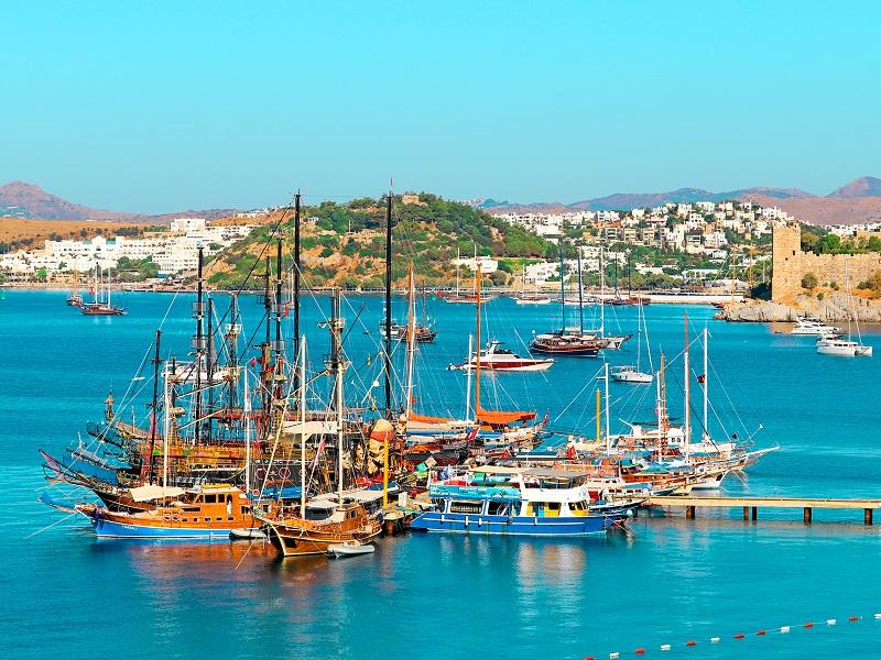 Bodrum - خرید خانه و اخذ اقامت ترکیه