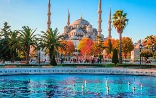 چهار منطقه تفریحی، تجاری، گران و ارزان استانبول